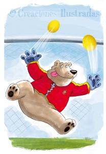 El oso Fructuoso las para todas