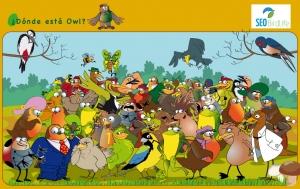 ¿Dónde está el sr. Owl?