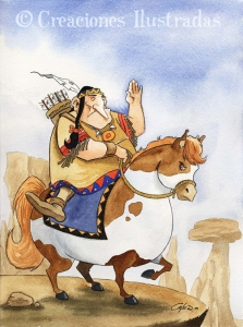 Los indios gordinflones