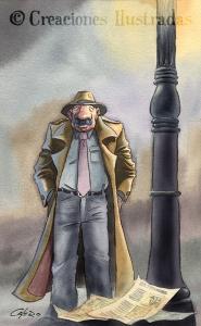 El comisario Nazario