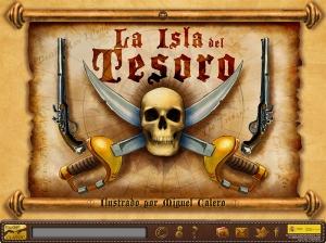 La Isla del Tesoro (Portada de la app)
