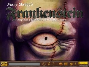 Frankenstein (Portada de la app)